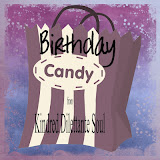 Birthday Candy Tracy