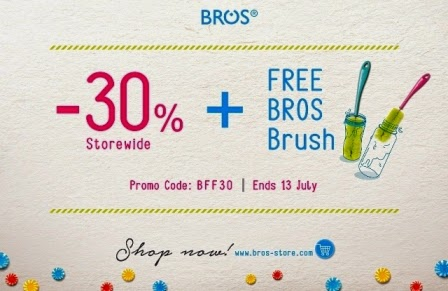 online blogger promo code, promo code, safe water bottle, BROS e-Store, safe water bottle BROS e-Store