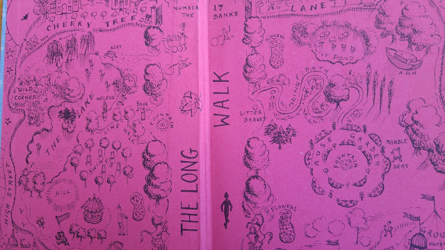 Mary Poppins--endpapers