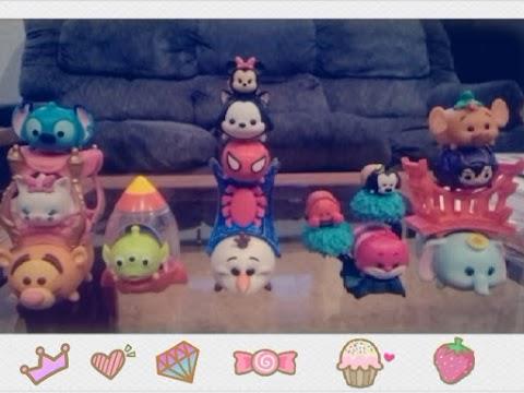 My TsumTsum Family!