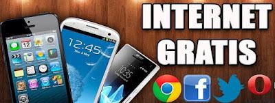Trik Internetan GRATIS ( INDOSAT , TELKOMSEL , SMARTFREN , 3 , AXIS , XL )