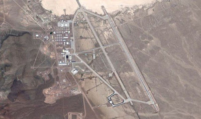 Bob Lazar claims to have worked at Area 51 (Image: WIKI)