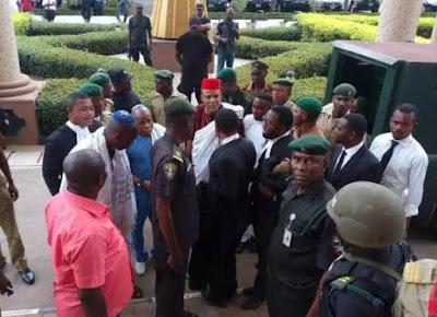 Court grants pro-Biafra leader, Kanu bail