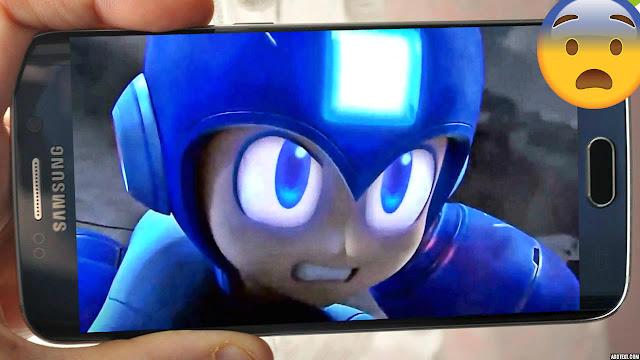 حصريا ! تحميل لعبة Mega Man الرهيبة  ( بدون فك الضغط )  لمحاكي PPSSPP للأندرويد 2018