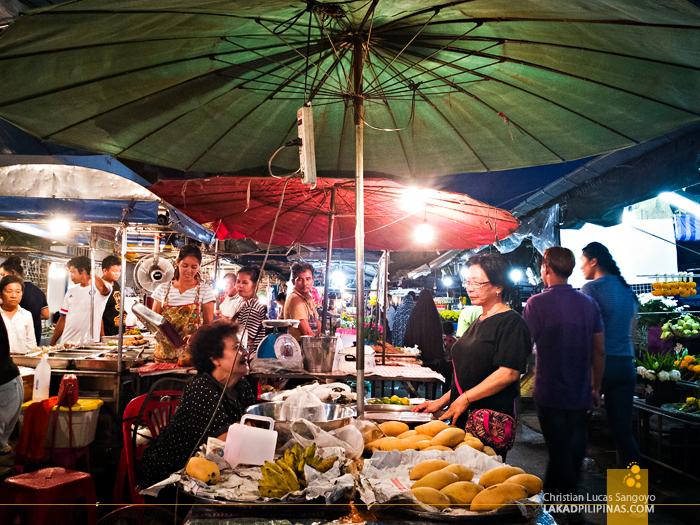 Trat Food Street Thailand