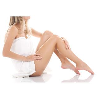 leg hair removal