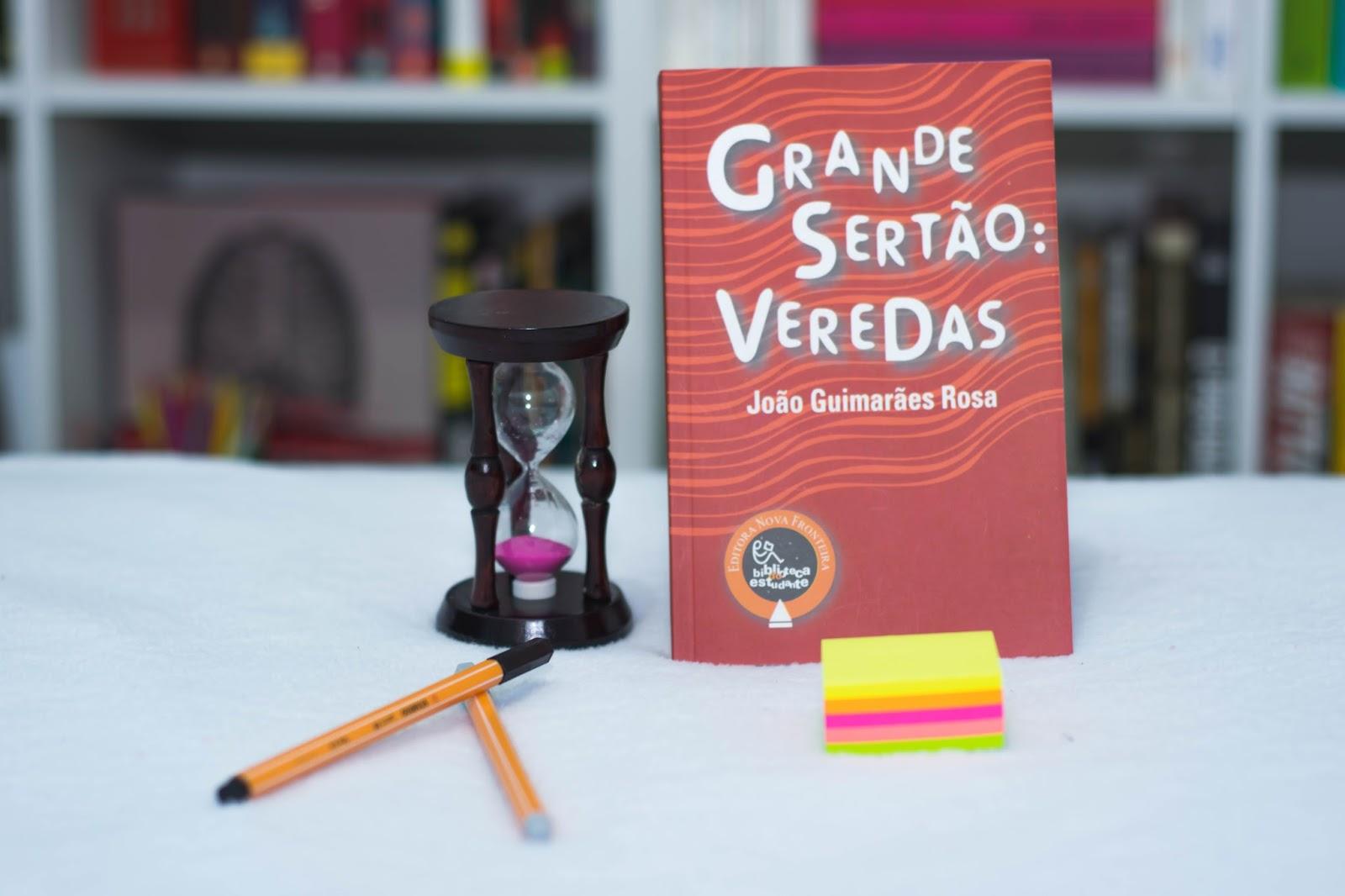 Universo Dos Leitores 54 Frases Incríveis Do Livro Grande Sertão