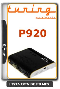 Tuning P920 Nova Atualização Melhorias no SKS, IKS e VOD ON V1.59 - 16-02-2020