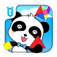 creative tangram de babybus aplicacion app
