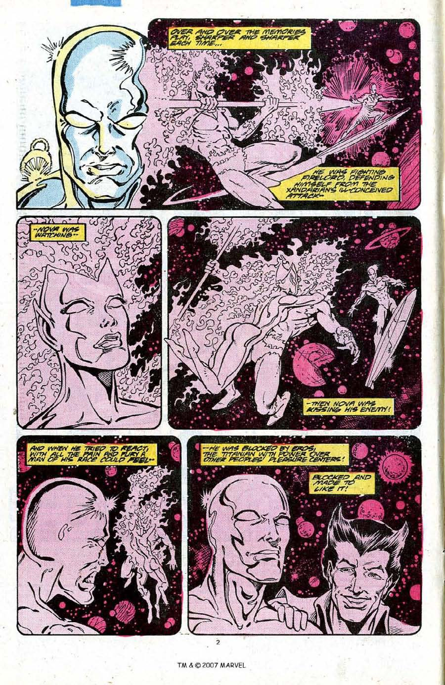 Read online Silver Surfer (1987) comic -  Issue #20 - 4