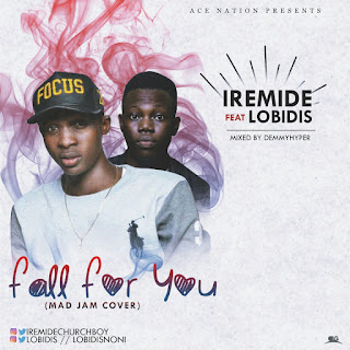 iremide ft. lobidis - fall for you
