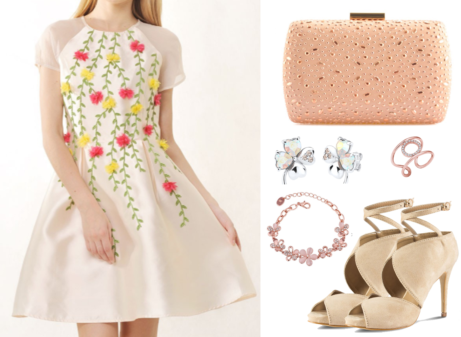 summer fashion look inspiration dress