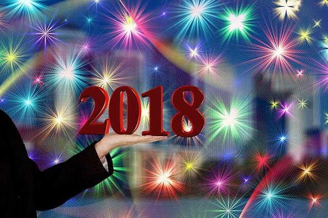 Feliz  2018 ,a Todos!!!