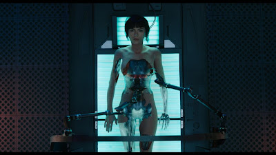 Ghost In The Shell 2017 Image 1