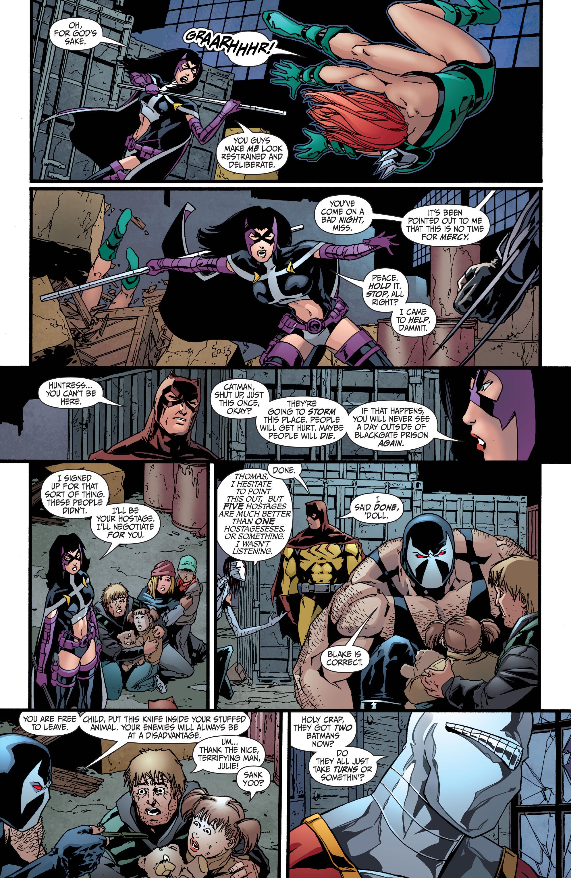 Read online Secret Six (2008) comic -  Issue #36 - 13