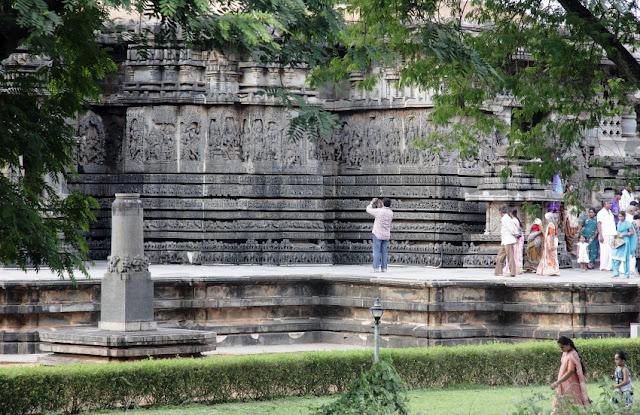 temple halebid inde du sud karnataka