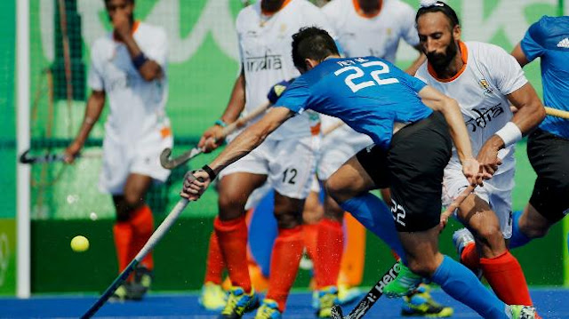 Sultan Azlan Shah Cup 2018: Gonzalo Peillat's hat-trick helps Argentina beat India 3-2