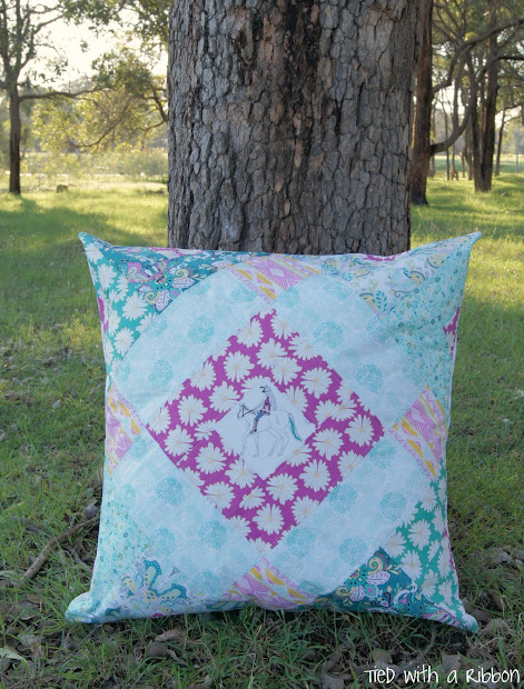 Tied With Ribbon September 2015