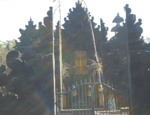 Watu Klotok Temple Bali, Sejarah Pura Watu Klotok Klungkung