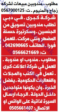 وظائف وسيط دبي - موقع عرب بريك