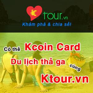 Kcoin Card - Kcoin.vn