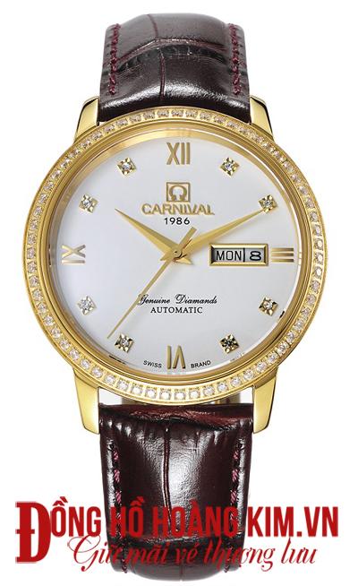 Đồng hồ nam Carnival chính hãng