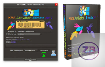 Windows KMS Activator Ultimate 2017 3.6 Latest Free Download