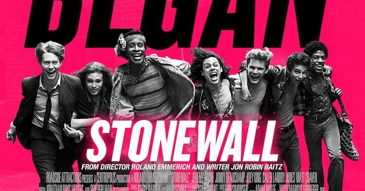 Resultado de imagem para stonewall - onde o orgulho começou