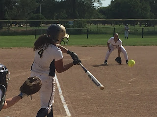 A Hot Wednesday: EG Softball & Baseball Win Playoff Openers