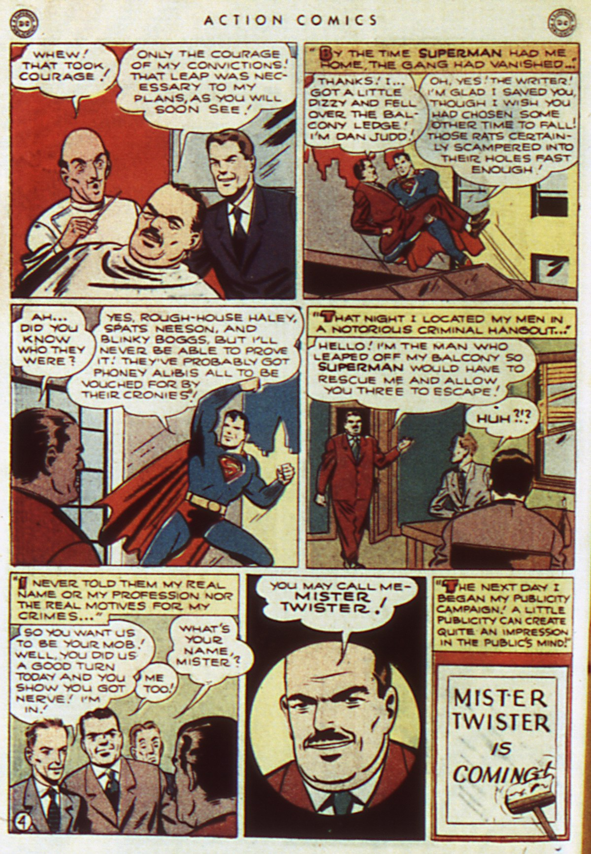Read online Action Comics (1938) comic -  Issue #96 - 6
