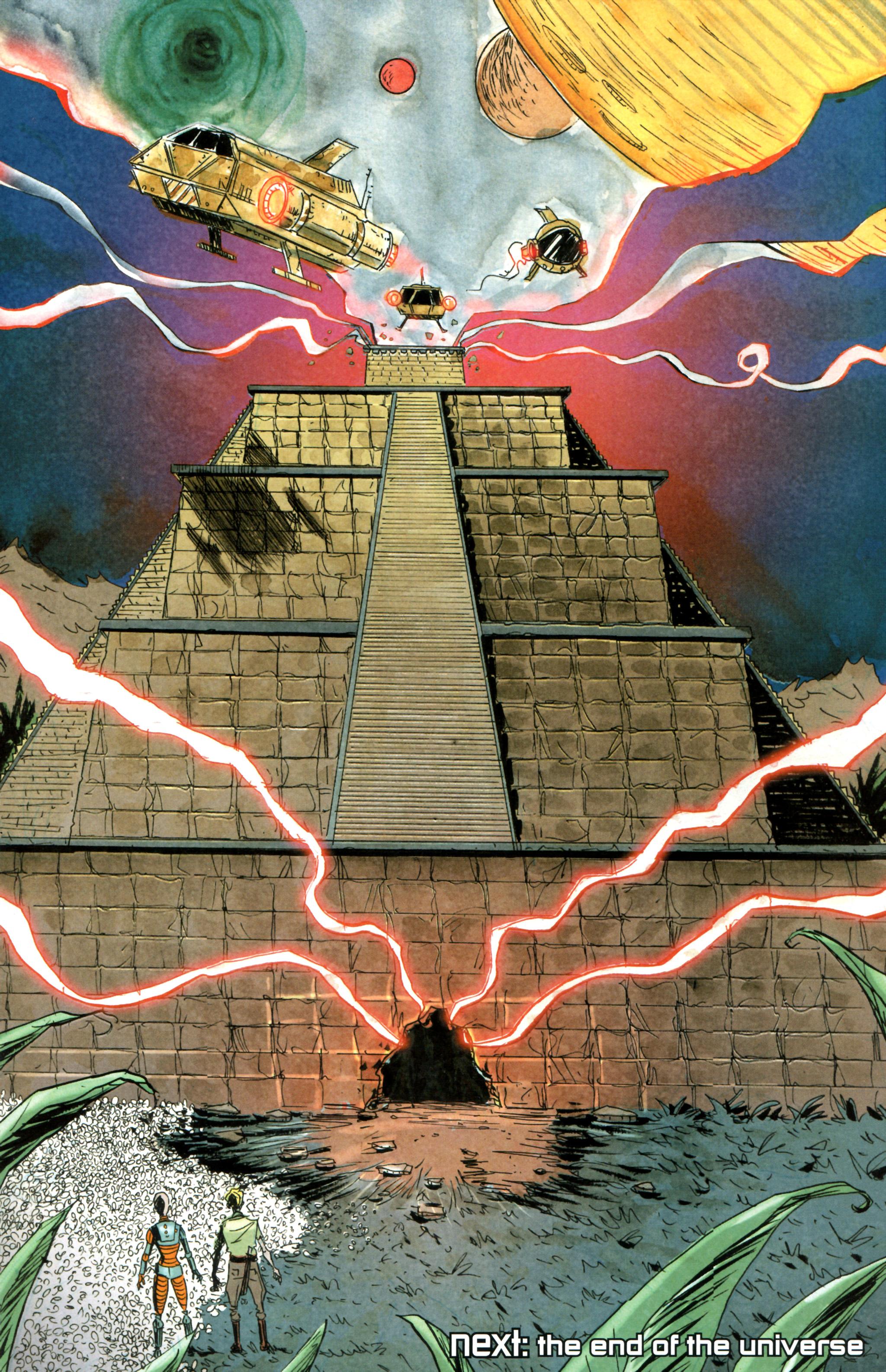 Read online Trillium comic -  Issue #3 - 19