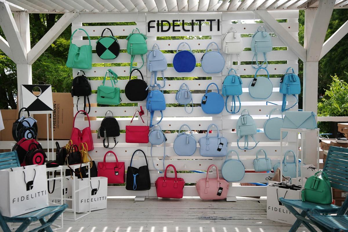 коллекция Fidelitti