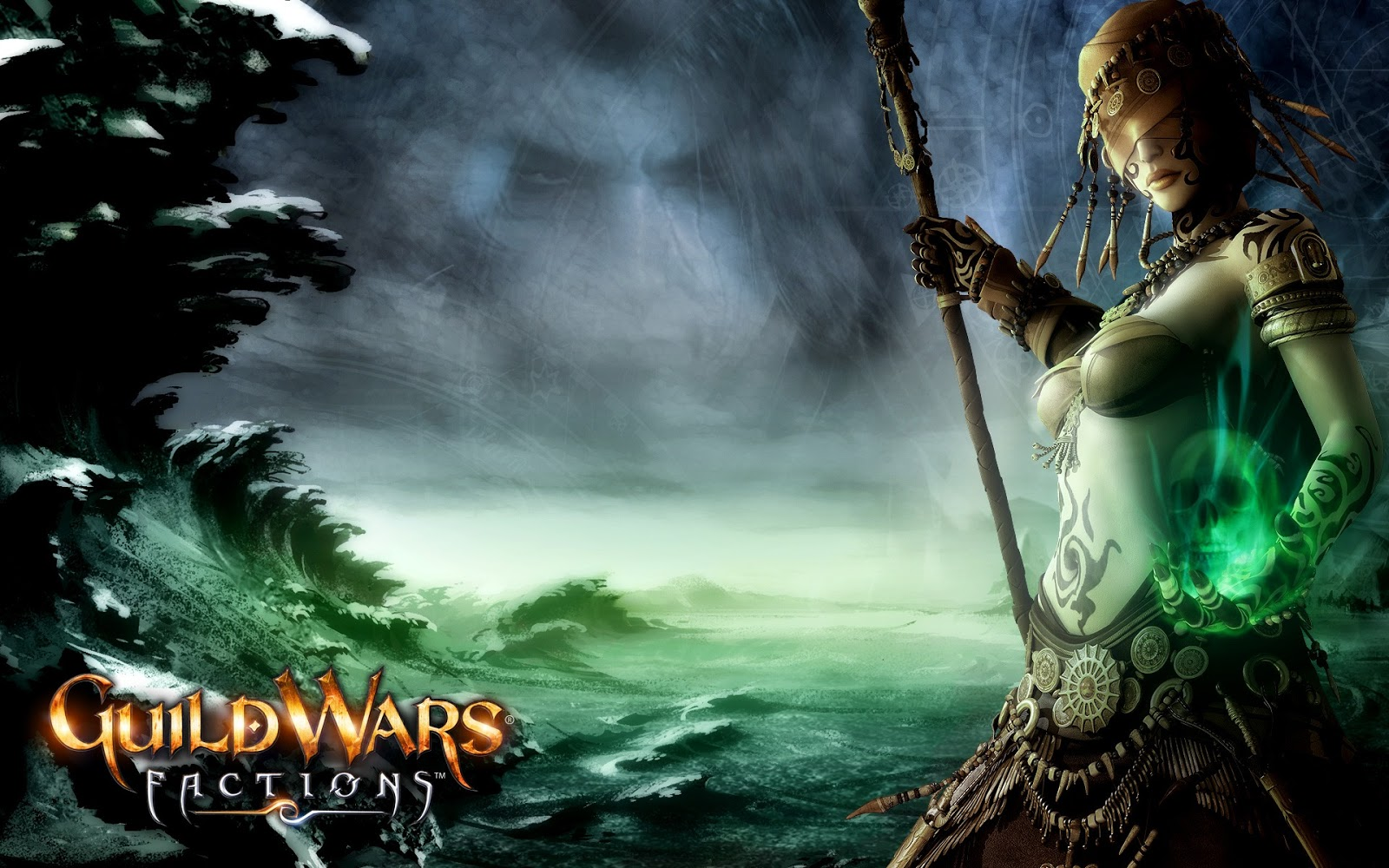 guild wars factions wallpapers - photo #3