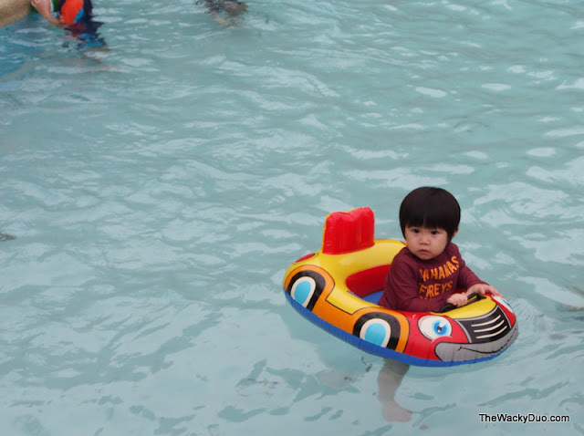 RWS Hard Rock Hotel and Festive Hotel Pool review | The Wacky Duo | Singapore Family Lifestyle ...