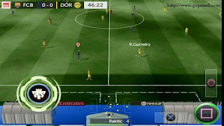 Download FTS Mod PES 17 by Rudy Apk + Data