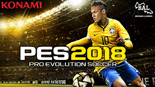 PES 2018 MOD FTS Android Offline 250 MB HD Graphics