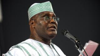 Babban Dalilin dayasa yan nigeria kemin kallon 6arawo -Atiku Abubakar