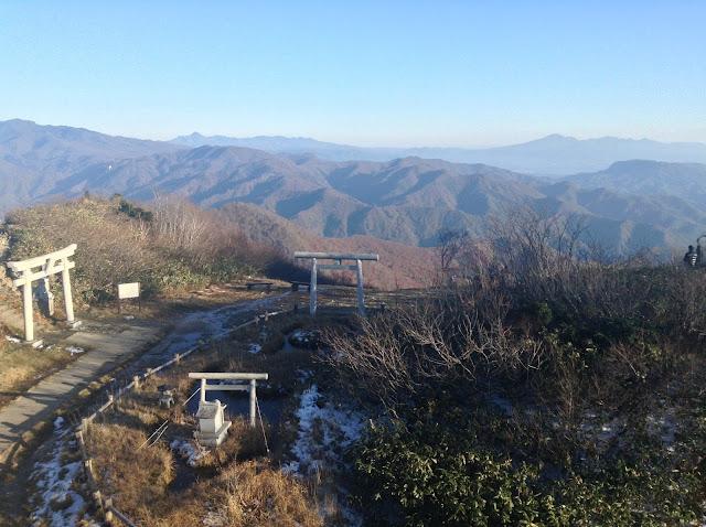 Tanigawa Mountain