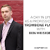 A Day in Life as a Professional Trombone Player with Ben Weisiger!