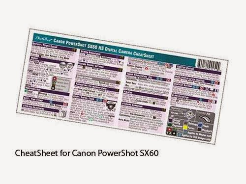 Photography Cheatsheets canon powershot SX 50 hs t