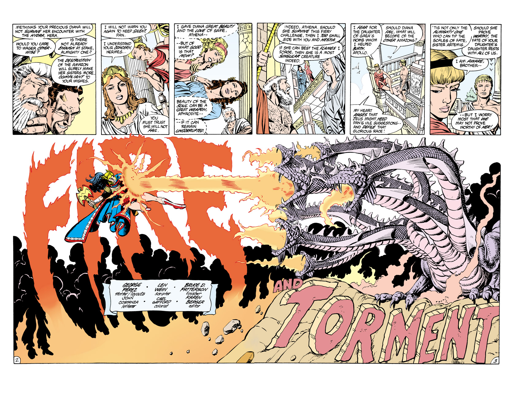 Read online Wonder Woman (1987) comic -  Issue #11 - 3