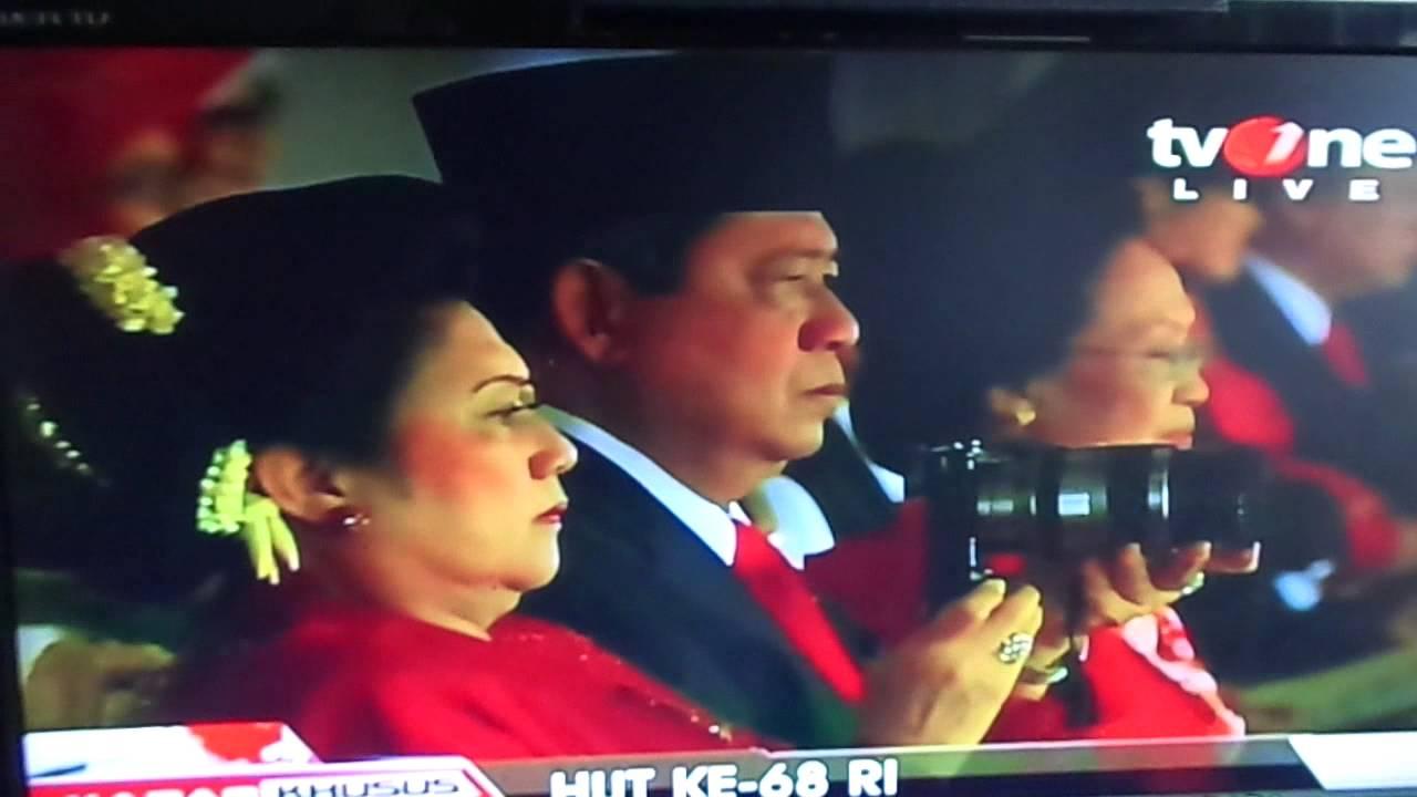 Lagu Aku Bangga Jadi Anak Indonesia Ciptaan SBY