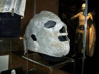 mascara de luchador original de el Santo