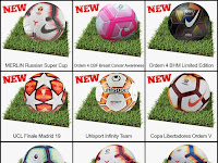 PES 2019 Ball Pack V3 dari Hawke