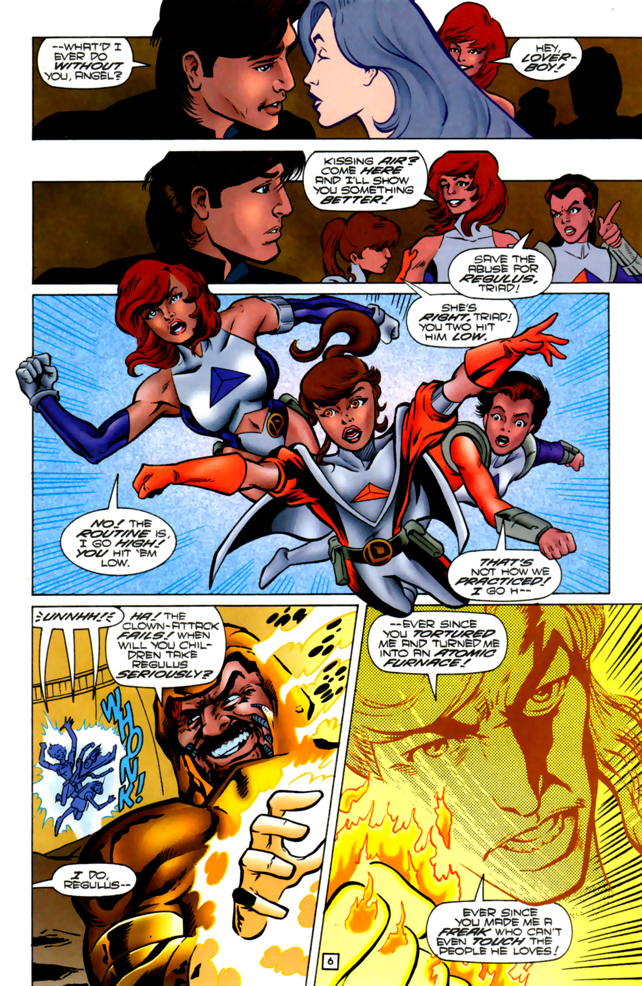 Legion of Super-Heroes (1989) 83 Page 5