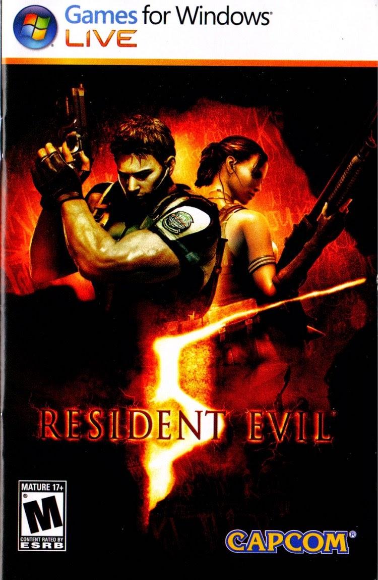 Downlaod Residen Evil 5 Full Version