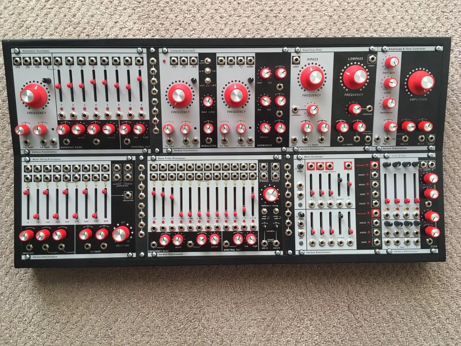 matrixsynth verbos electronics eurorack modular synthesizer system. Black Bedroom Furniture Sets. Home Design Ideas