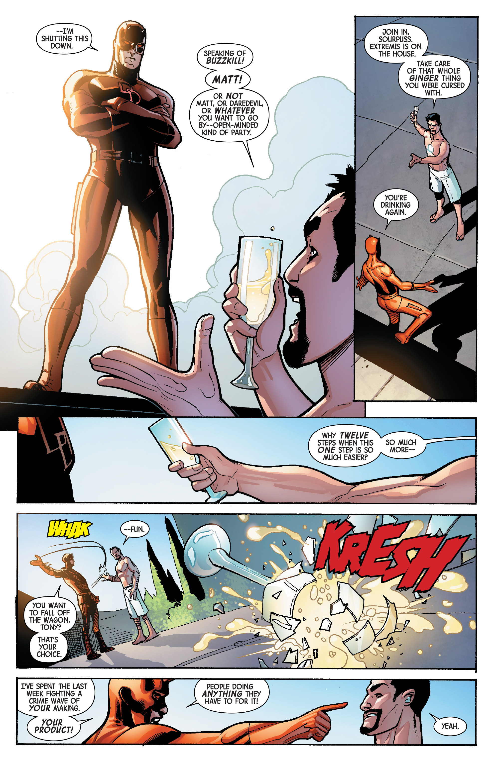 Read online Avengers & X-Men: AXIS comic -  Issue #6 - 12