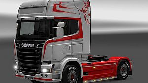 Costum Lines for Scania Streamline