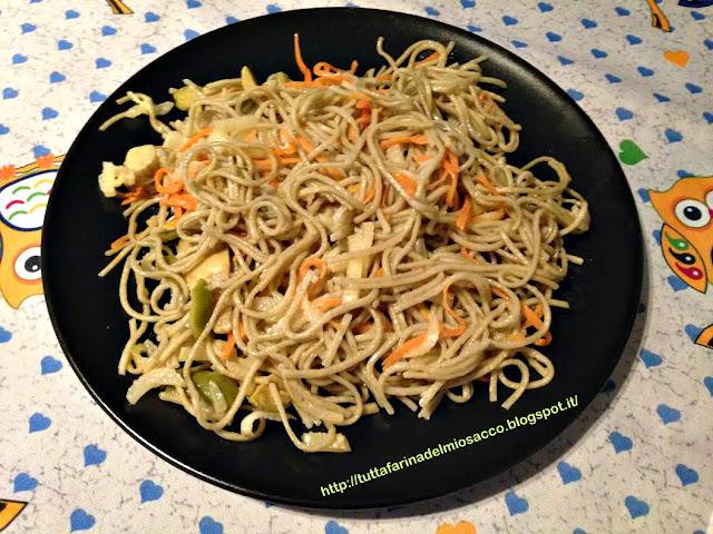spaghetti alle ortiche